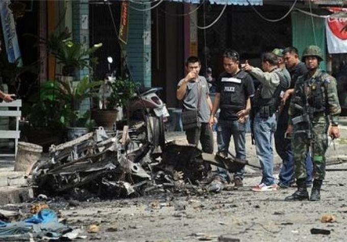 Les agents convoquent un utilisateur de Facebook qui serait lié aux bombardements de Samui