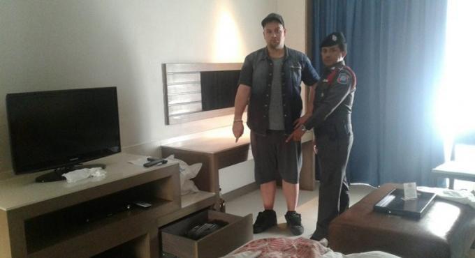 La police recherche une thaïe accusée d'avoir dérobé plus de 130,000 baths a un touriste