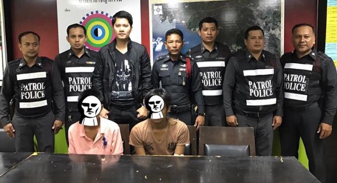 Deux individus arrêtés pour vol à la tire