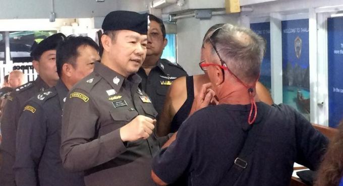 Le boss de l'immigration de Thaïlande demande aux officiels de se préparer pour un afflux très