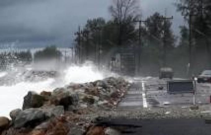 Les inondations dans le sud font 11 victimes