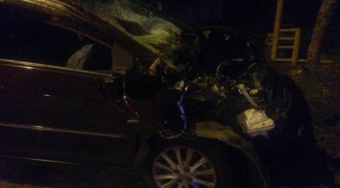 Deux étrangers meurent dans un accident face à face