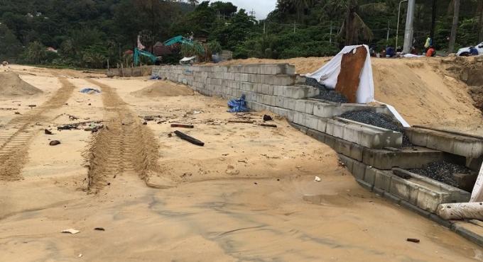 22.4 millions, le projet de Karon Beach est lancé