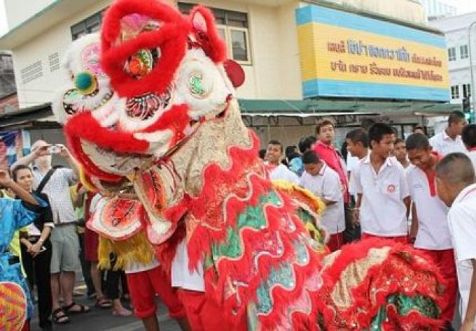 Festival dans la vieille ville de Phuket ce week-end