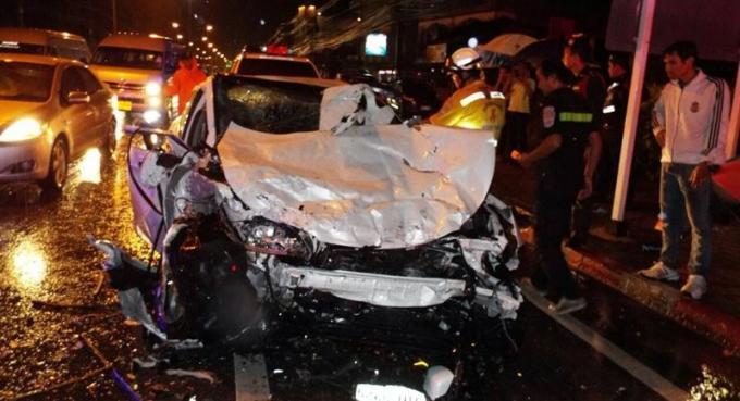 Phuket lance une campagne contre l'alcool au volant