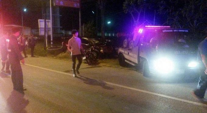 Une coréenne inculpée après un accident mortel qui a tué deux russes
