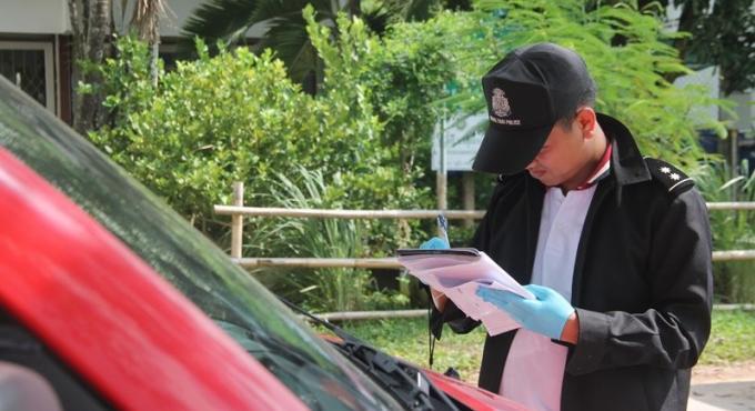 Six arrestations dans l'affaire du meurtre du président du club de tuk-tuk, le tireur toujours en