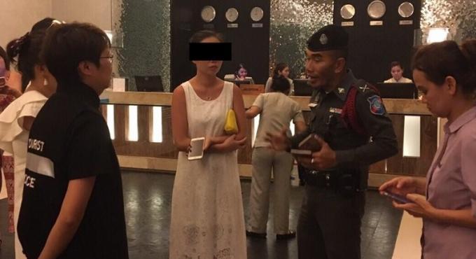 Un kazakhe meurt après avoir sauté du 5eme étage de son hôtel