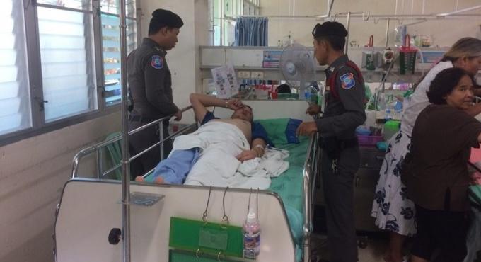 Un allemand en soins intensifs après une altercation avec un agent de sécurité