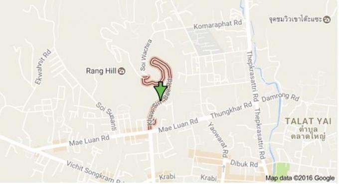 Construction d'un mur de soutènement de 184 mètres de long a Rang Hill Viewpoint