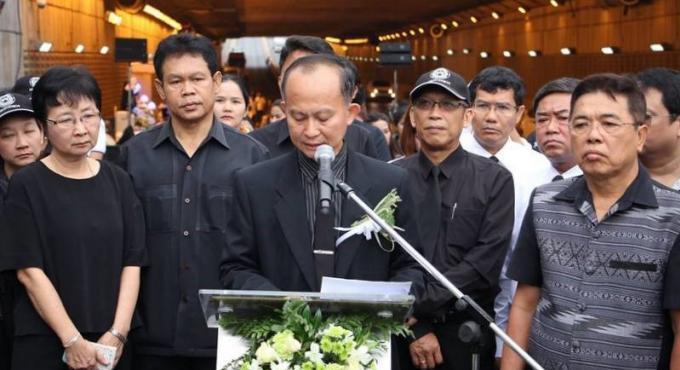 Le département des autoroutes félicité après la cérémonie d'ouverture du tunnel de Samkong