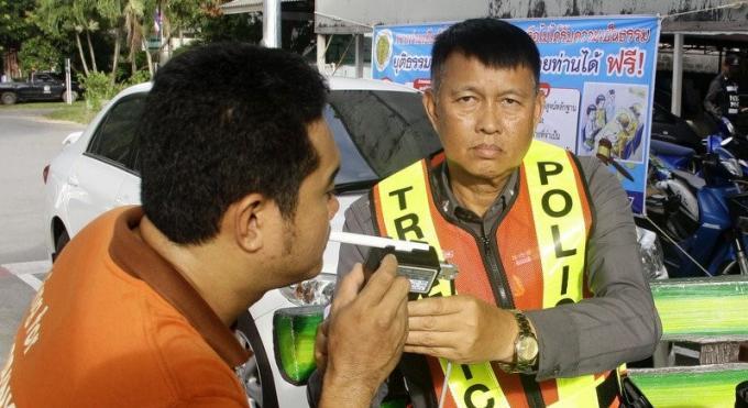 La police saisira permis de conduire et véhicules des automobilistes contrôlées en état d'ébr