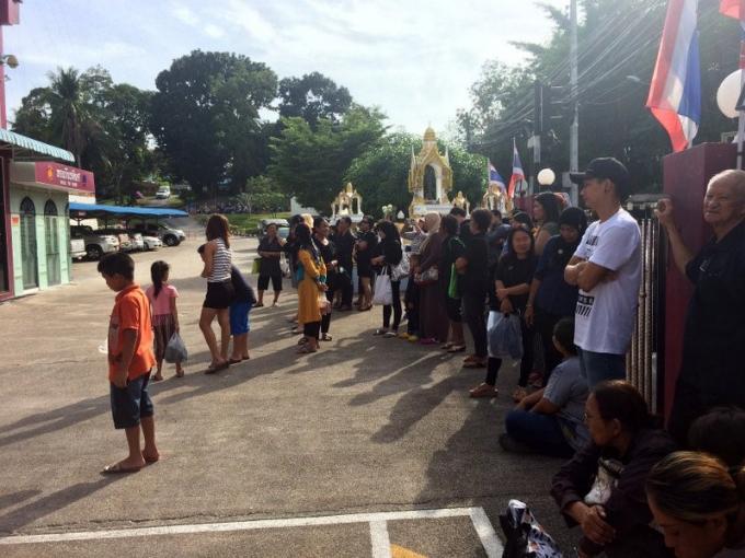 Pardon Royal : 174 détenus de Phuket libérés pour Noel