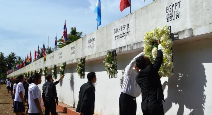 Phuket et les provinces de l'Andaman se souviennent