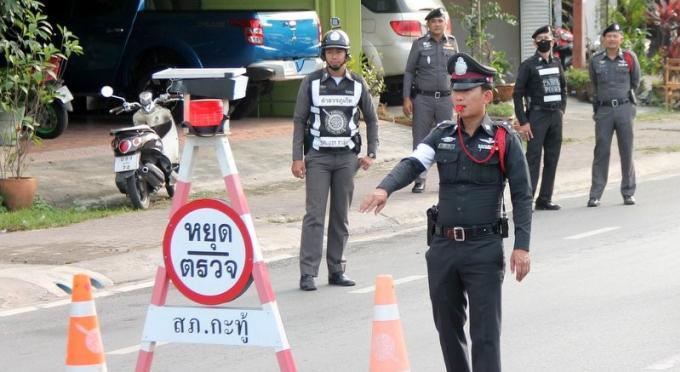 Phuket entame la nouvelle année sans morts sur la route