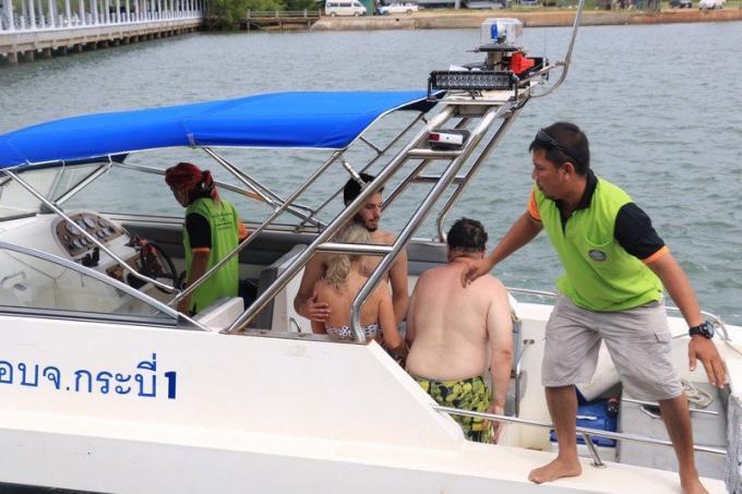 Une brésilienne sauve après une catalepsie en plongée