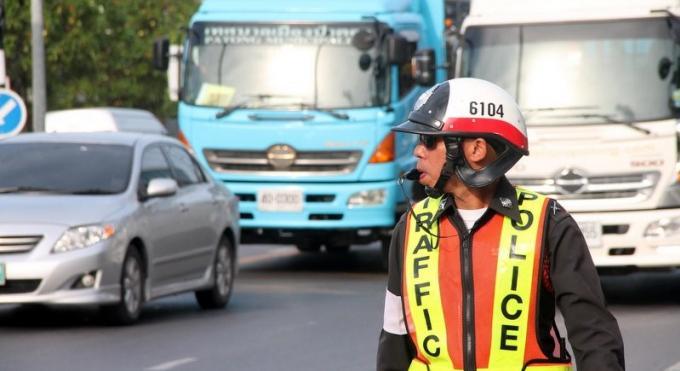 Résultats des fêtes de fin d'année à Phuket sur les routes, deux morts et 81 blessés
