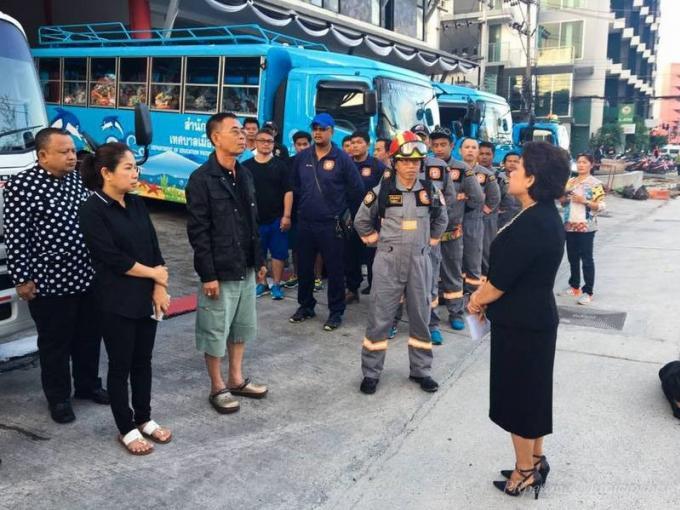 Phuket envoie plus de denrées alimentaires vers le Sud