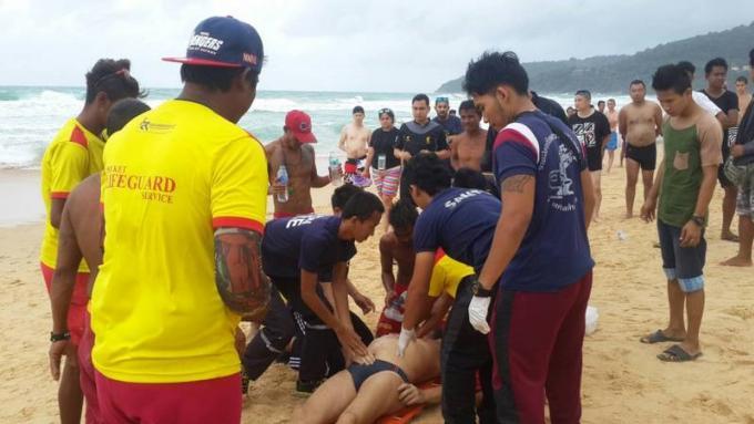 Le responsable mondial des sauveteurs en appel au premier ministre Prayut quant aux noyades à Phuke