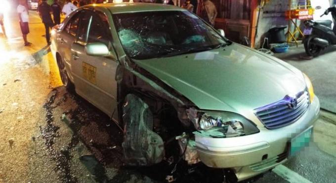 La vitesse du taxi n'est pas mise en cause dans cet accident mortel !