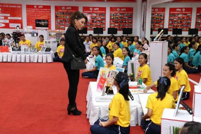 L'unité remporte le combat contre la drogue, clame SAR la Princesse Ubolratana à Phuket