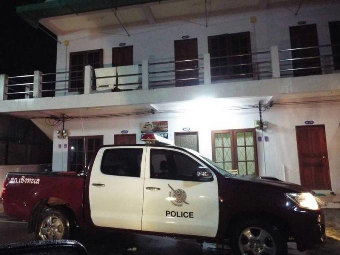 La police de Phuket arrête un fugitif tchèque recherche par Interpol