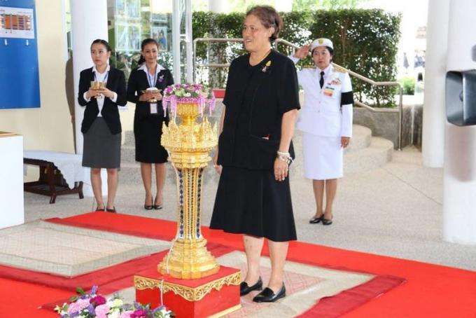 SAR Sirindhorn visite Phuket