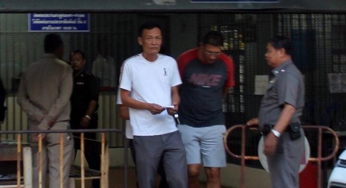 Un juge de Phuket condamne très indulgemment le fugitif tchèque pour avoir dépassé la validité