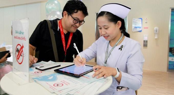 Un vaccin contre la dengue lancé à Phuket