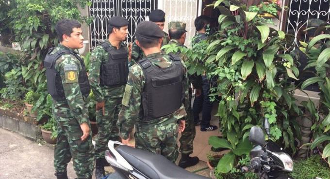 Quatre personnes arrêtées et une importante saisie de kratom et de cash lors d'un raid dans une