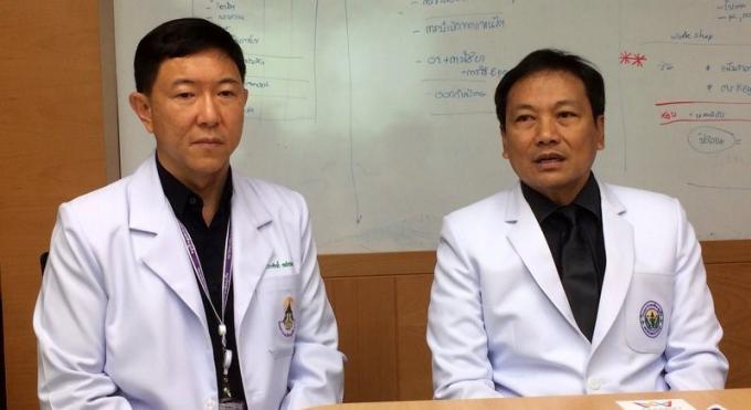 Les médecins lancent une mise en garde, un patient luttant pour sauver sa jambe contre une bactéri