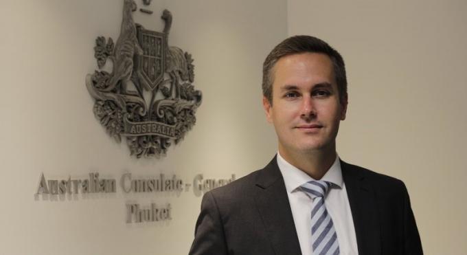 Le consul général australien de Phuket appelle à une belle fête nationale australienne