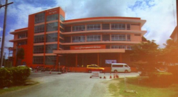 L'hôpital de Chalong devrait ouvrir en 2018