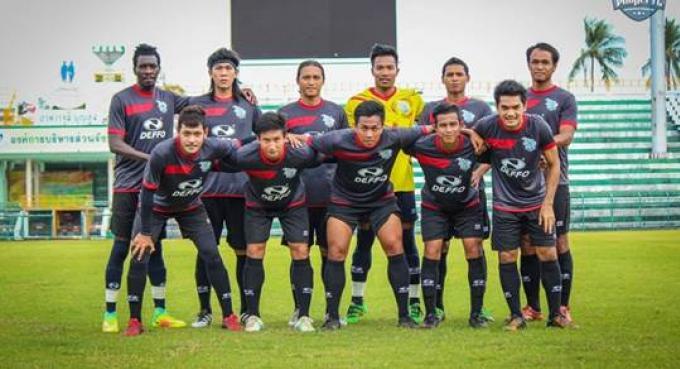 Le début de la saison reporté, Phuket FC annonce un effectif complet