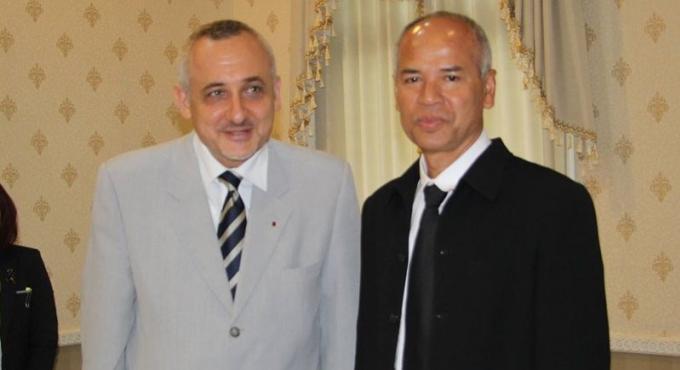 L'ambassadeur de Belgique visite Phuket pour discuter d'un mémorandum de cooperation économiqu