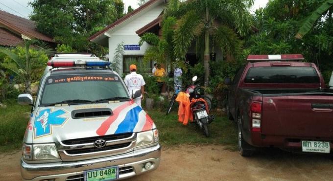 Un expat russe retrouvé mort à Phuket