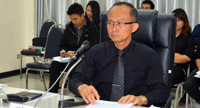 Les officiels reçoivent l'ordre de nettoyer Phuket
