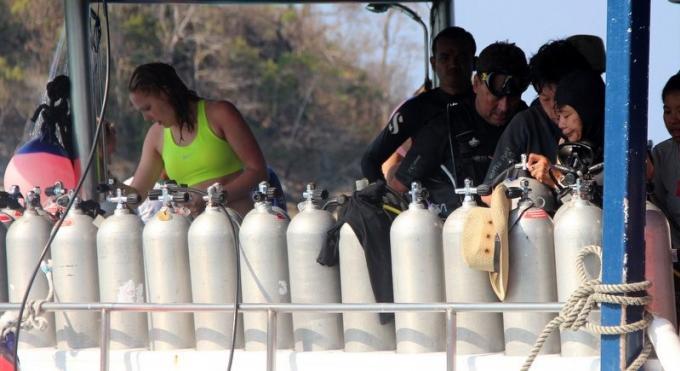La traque aux instructeurs de plongée pourrait avoir un effet désastreux sur le secteur d'activi
