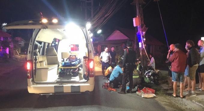 Un suédois trouve la mort dans un accident de scooter