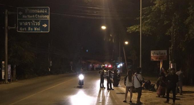 Deux touristes hongrois décédés dans un accident de scooter