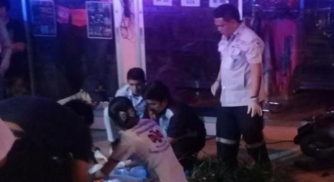 Une thaïe de 29 ans meurt dans un accident de scooter