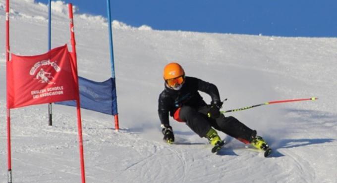 Un étudiant de la BISP dans le top 10 dans les Alpes Italiennes