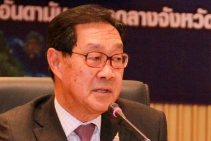 Le Vice-premier ministre appelle pour un projet de desservir les côtes de Phuket par rail