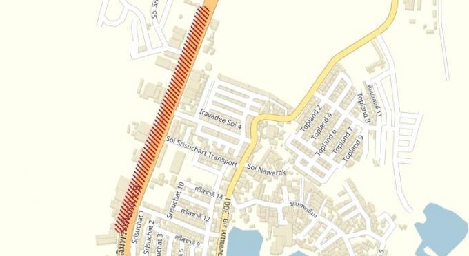 La réfection de la bypass road coutera 9 millions et provoquera des embouteillages