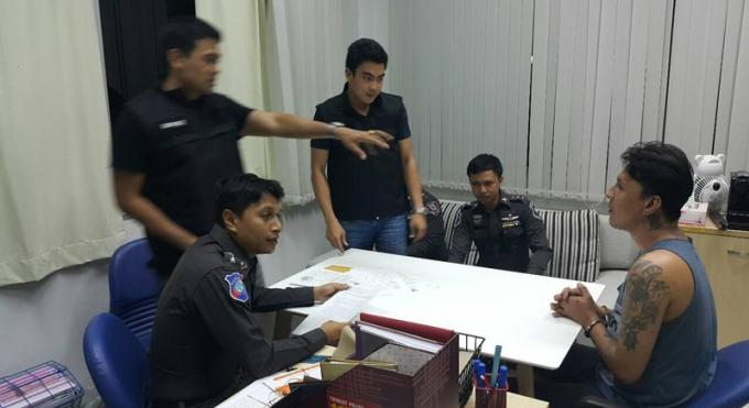 Un dealer recherché par la police arrêté à Phuket