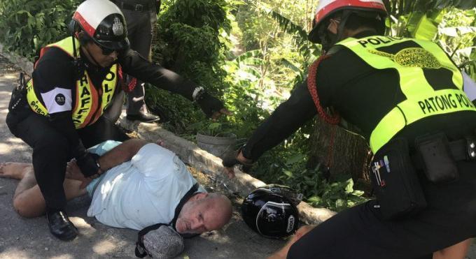 Un français, ancien de la légion, a tiré sur un touriste russe hier à Patong