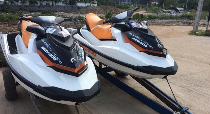La Police inculpe officiellement l'australien impliqué dans l'accident de jet ski