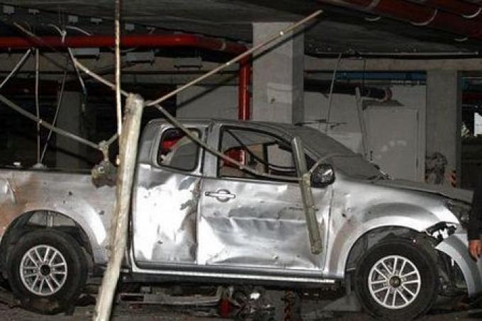 La voiture piégée à koh Samui,  participation d'un politicien local d'après l'enquête de police