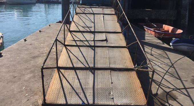 Les déchets de Chalong Pier ont été nettoyés