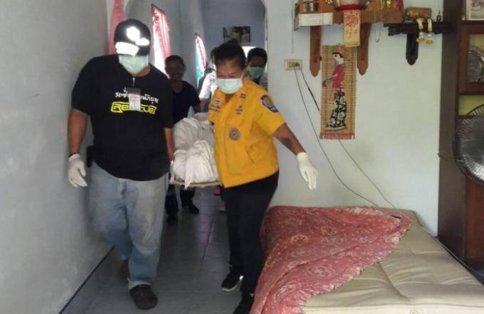 Le corps d'un thaï retrouvé deux jours après sa mort